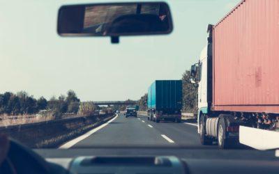 Restricciones de tráfico para camiones durante el 2.020